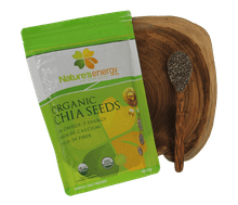 Nature's Energy Organic Chia Seeds 500 gr