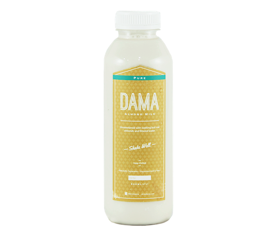 Dama Pure Almond Milk 500 ml