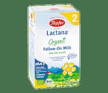 Topfer Lactana Susu Follow-On Organik 2