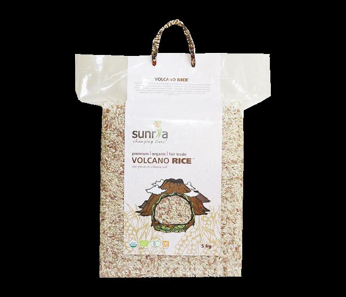 Sunria Volcano Rice 5 Kg