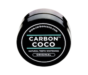 Carbon Coco Natural Teeth Whitening 50 gr