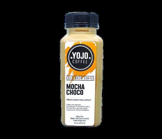 Yojo Coffee Cold Brew Mocha Choco 250 ml
