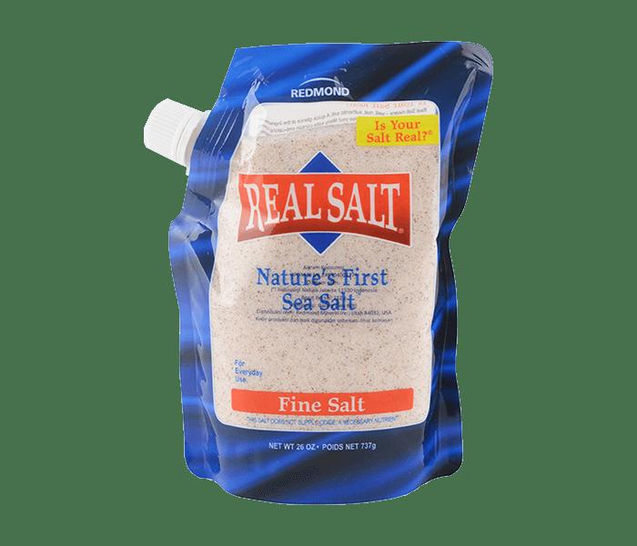 Redmond Real Salt (Stand Up Pouch) 737 gr
