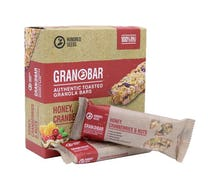 Granobar Honey, Cranberries, & Nuts Box