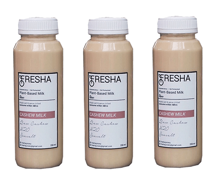 Fresha Original Cashew Milk Pack of 3