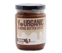 Yourganic Almond Butter Original