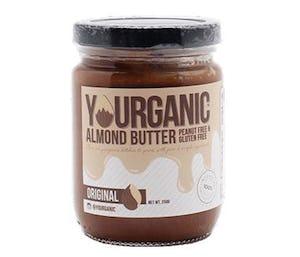 Yourganic Almond Butter Original