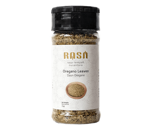 Rasa Oregano Leaves 15 gr