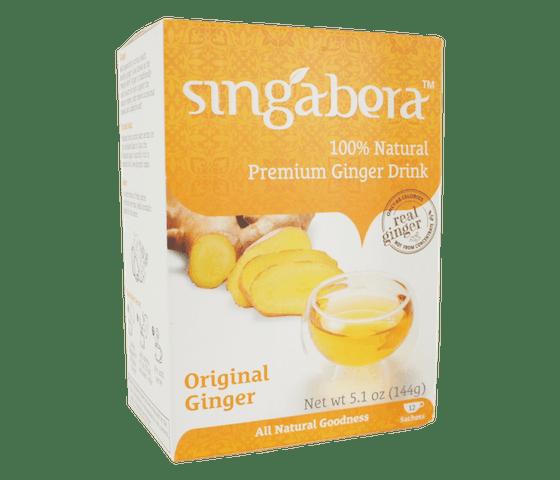 Singabera Minuman Jahe Alami