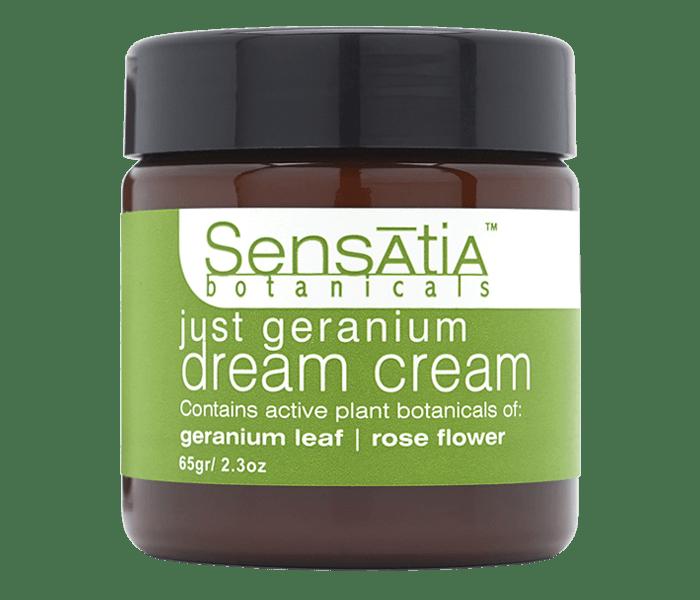 Sensatia Just Geranium Facial Dream Cream