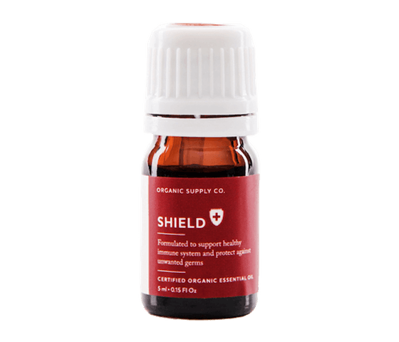 Organic Supply Shield Essential Oil 10ml