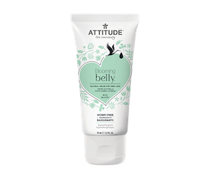 Attitude Blooming Belly Natural Cream for Tired Legs 75 ml