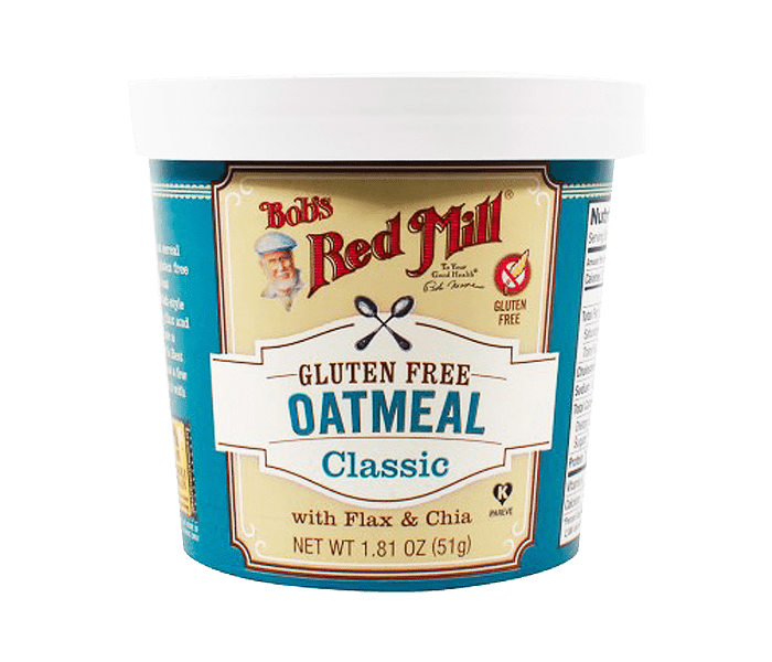 Bob's Red Mill Gluten Free Oatmeal Classic 51 gr