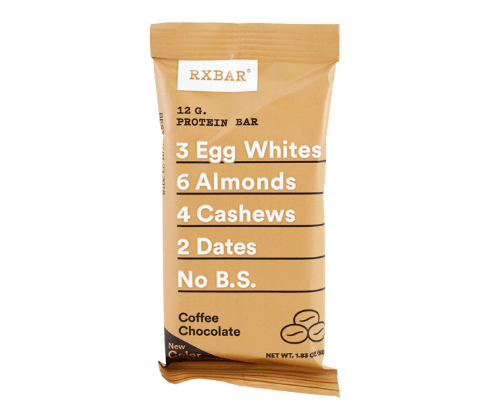Eatvit Rx Bar Coffee Chocolate
