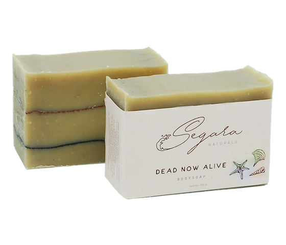 Segara Naturals Dead Now Alive Body Soap 120 gr