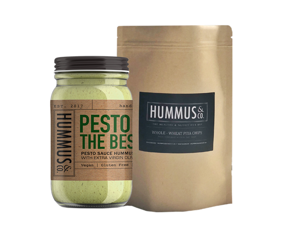 Hummus & Co. Powerhouse Pack L