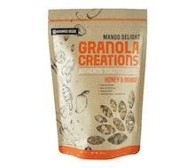 Jual Granola Creations Granola Mangga & Madu Mango Delights 480 gr hanya di Lemonilo.com