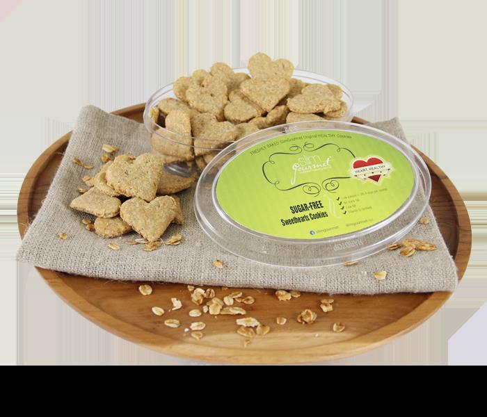 Slim Gourmet Cookies pack of 2 (medium)