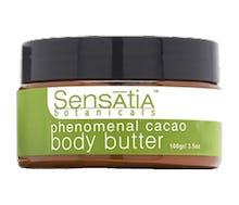 Sensatia Body Butter Phenomenal Cacao All Skin Types 100gr