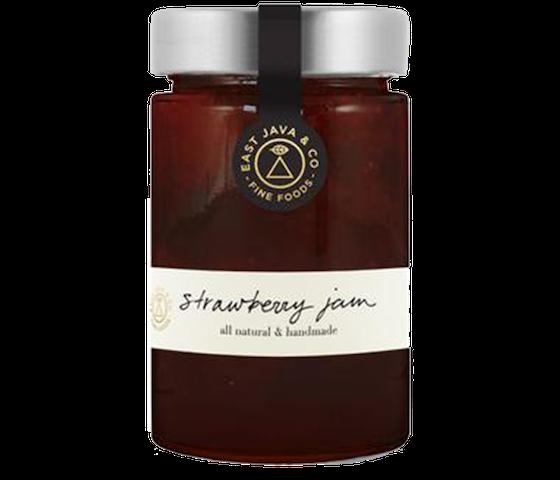 East Java Strawberry Jam