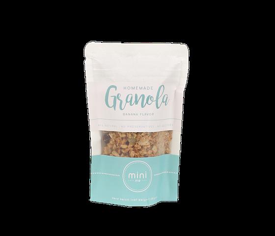Minime Homemade Granola Banana Flavour 100 gr