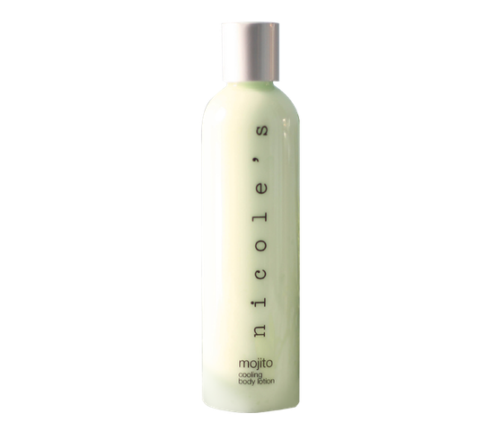 Nicole's Natural Cooling Body Lotion Mojito