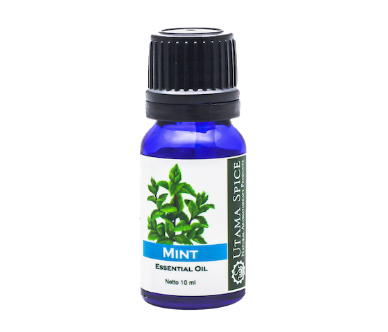 Utama Spice Essential Oil Mint 10 ml