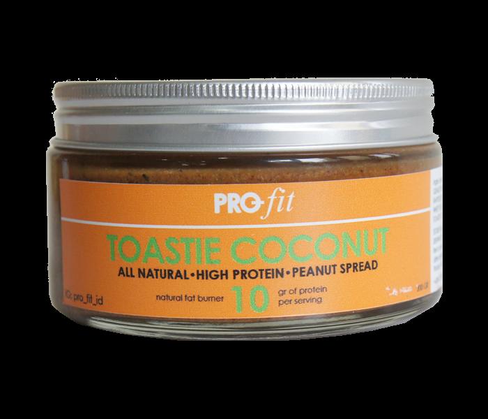 Pro Fit Toastie Coconut Spread