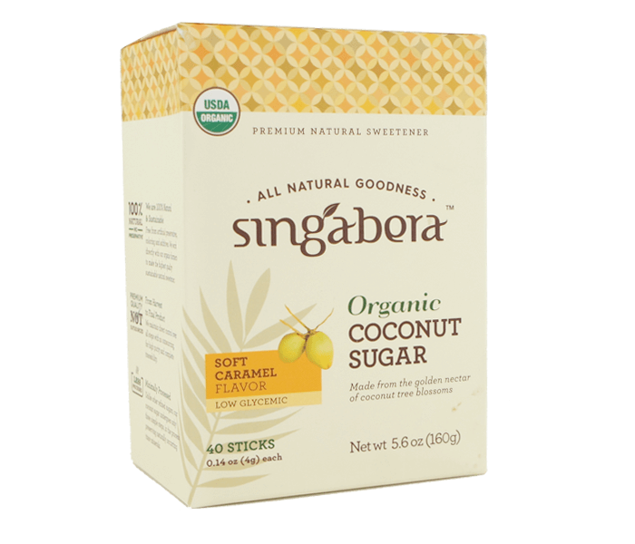 Singabera Gula Kelapa Organik (Sachet)