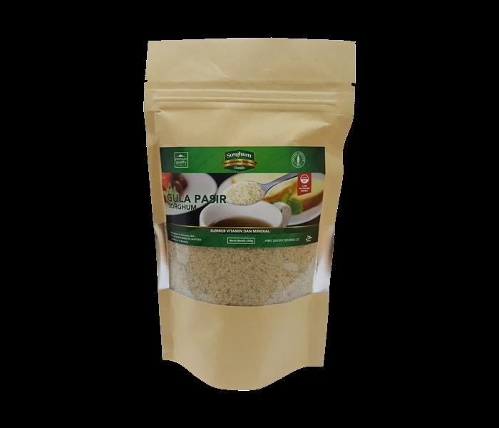 Sorghum Foods Gula Kristal Sorghum