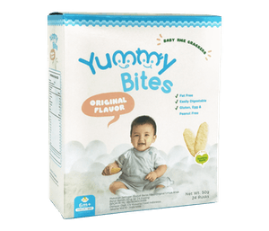 Yummy Bites Cracker Beras Original
