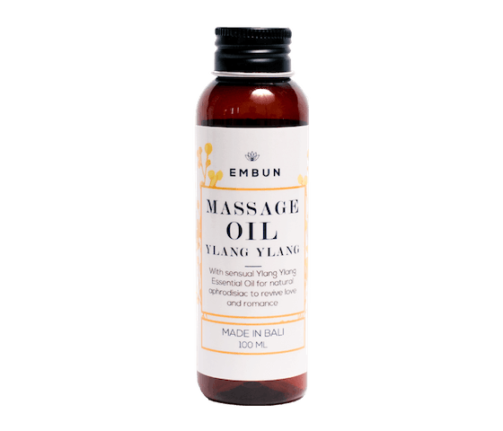 Embun Massage Oil Sensual Ylang Ylang 100 ml