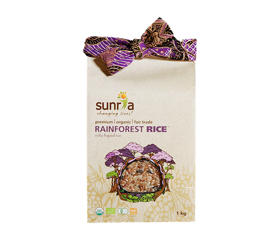 Sunria Rainforest Rice 1 Kg
