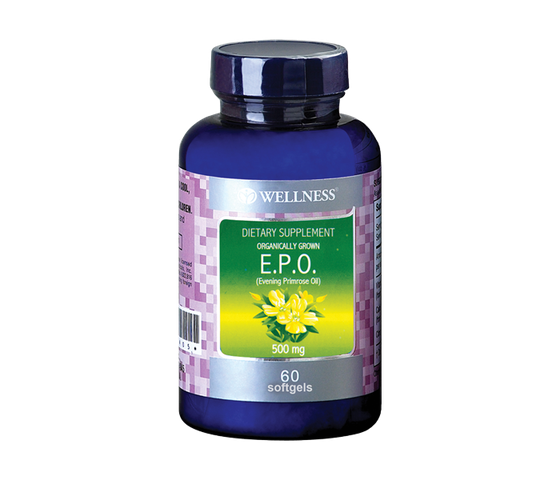 Wellness E.P.O 500 mg 60 Kapsul