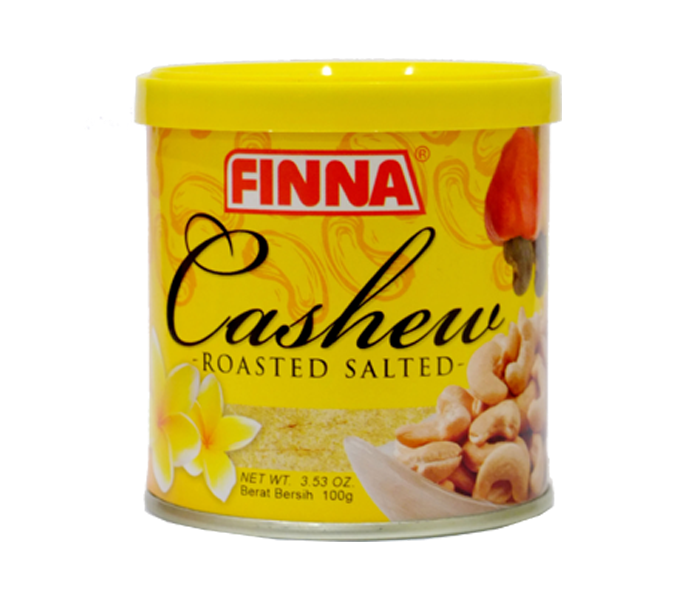 FINNA Cashew Roasted Salted 100 gr