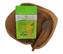Nature's Energy Organic Chia Seeds 100 gr