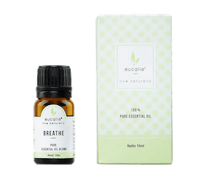 Eucalie Breathe Pure Essential Oil Blend 10 ml