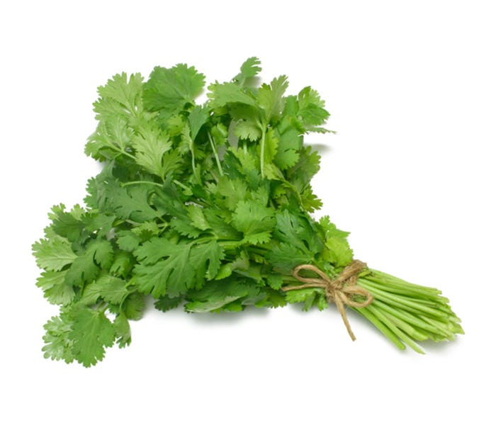 Keranjang Sayur Parsley