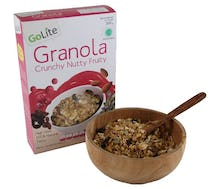 GoLite Crunchy Nutty Fruity Granola