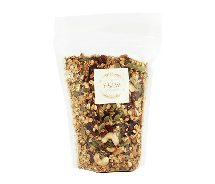 Oat2U Fruit & Seeds