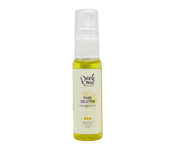 Peek.Me Naturals Pure Solution Overnight Serum