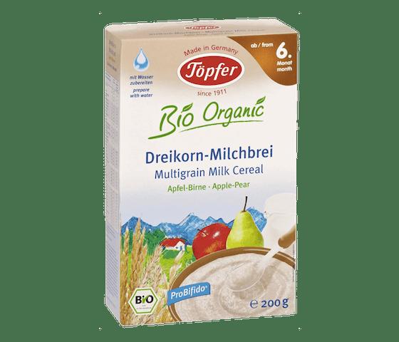 Topfer Bio Organic Sereal Susu Multigrain 6 Bulan +
