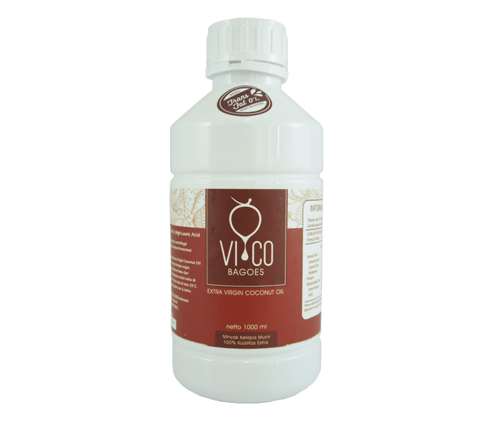 Vico Bagoes Extra Virgin Coconut Oil (VCO)