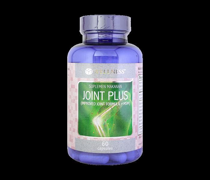 Wellness Joint Plus 60 Kapsul