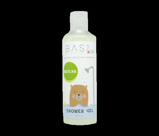 Basa Kids Matcha Shower Gel 250 ml