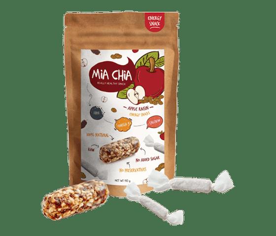 Mia Chia Permen Alami Apel & Kismis