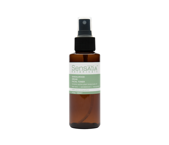 Sensatia Botanicals Sandalwood Dream Facial Toner 120 ml