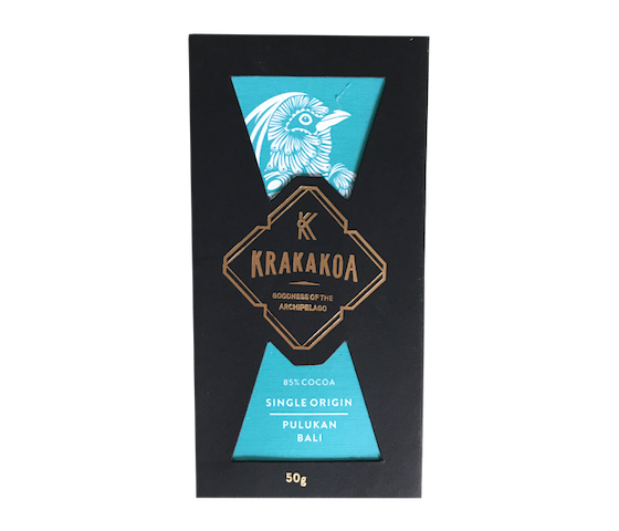 Krakakoa 85% Single Origin Pulukan Bali 50 gr
