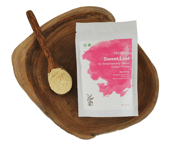 Herbilogy Sweet Leaf (Daun Katuk Extract Powder)