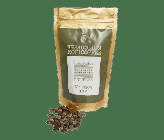 Treoto Black Coffee Takengon 200 gr